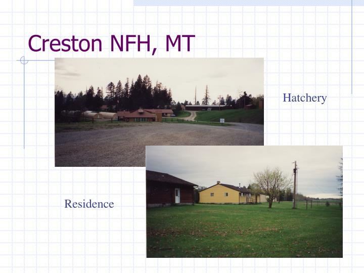 Creston NFH, MT