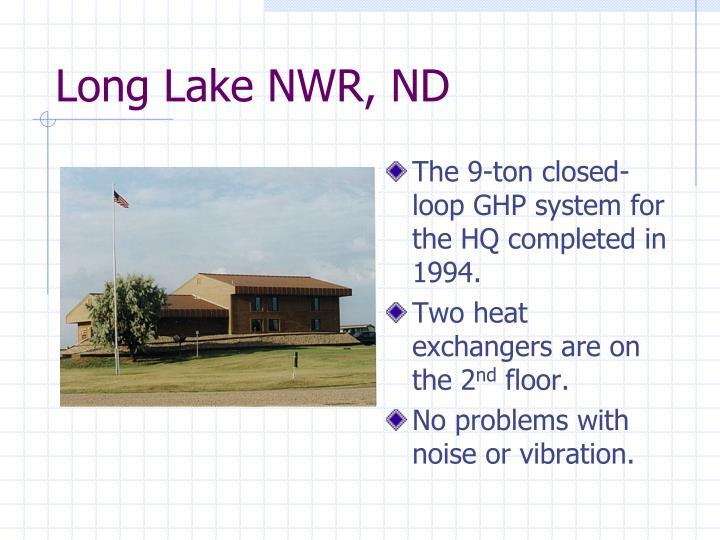 Long Lake NWR, ND