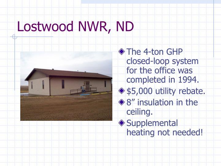 Lostwood NWR, ND