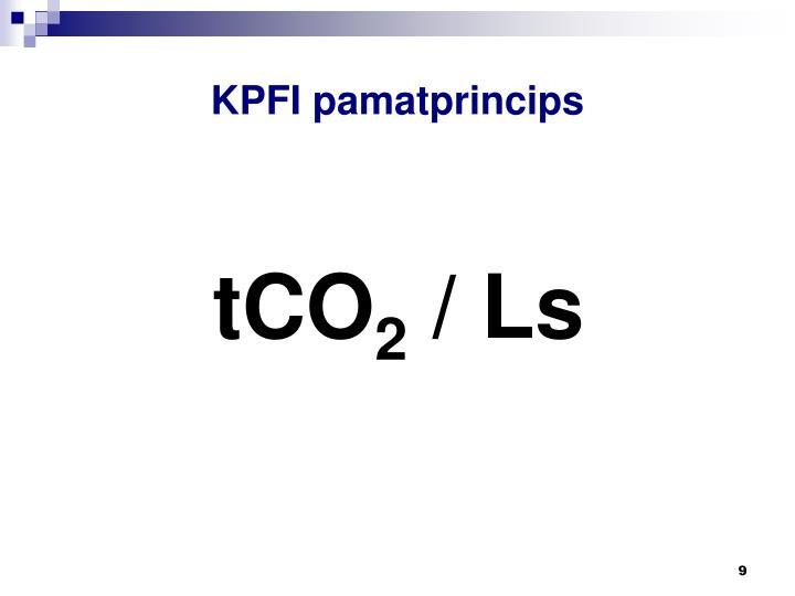 KPFI pamatprincips