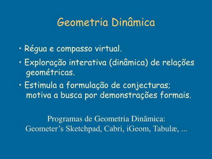 Geometria din mica