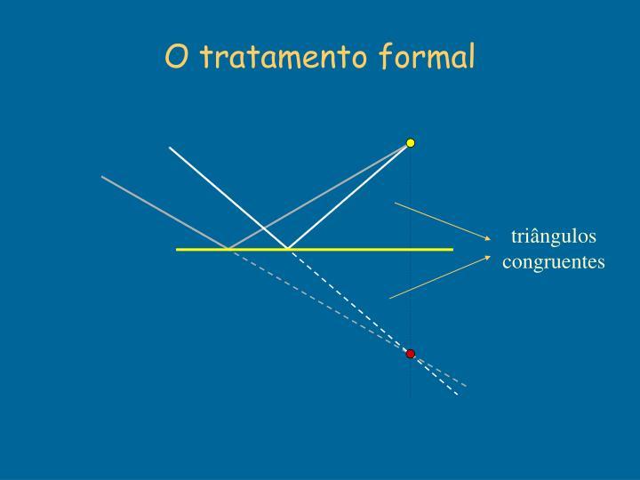 triângulos