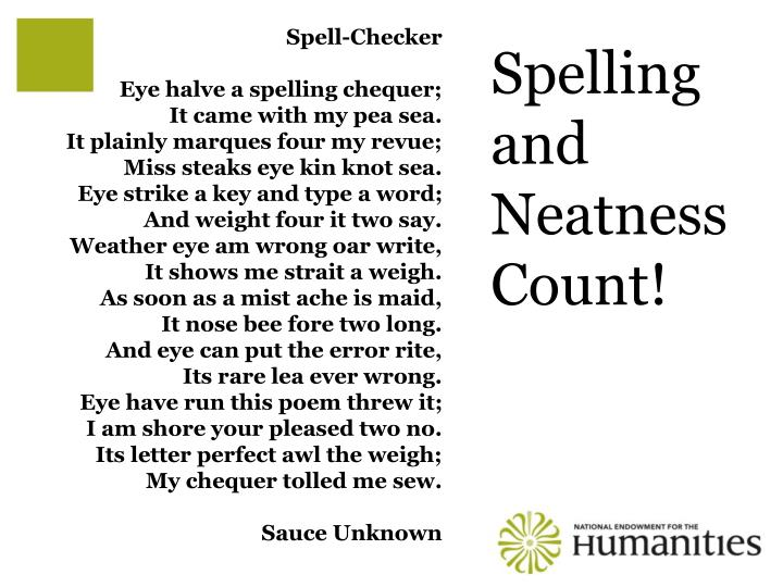 Spell-Checker