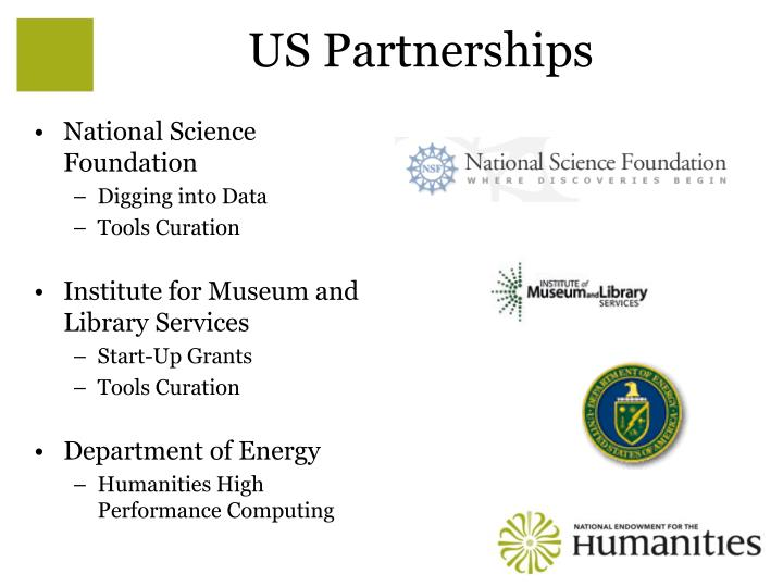 US Partnerships