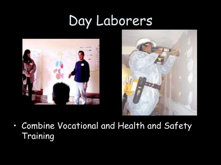 Day Laborers