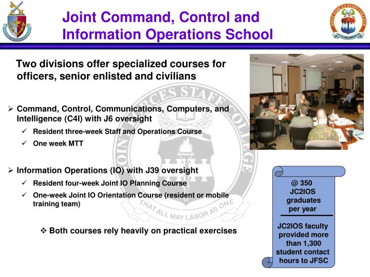 Joint Command, Control and
