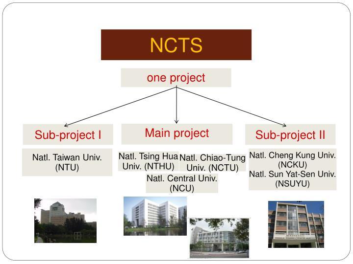 Main project