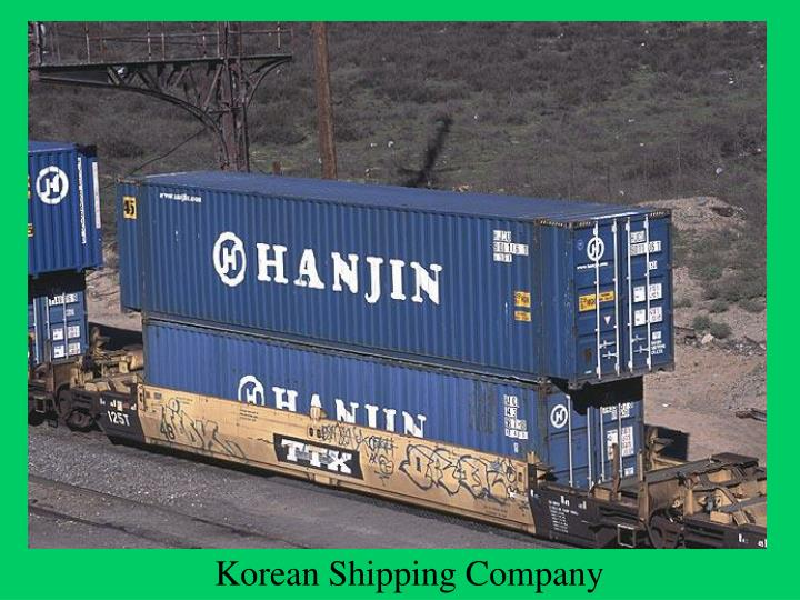 Korean Shipping Company