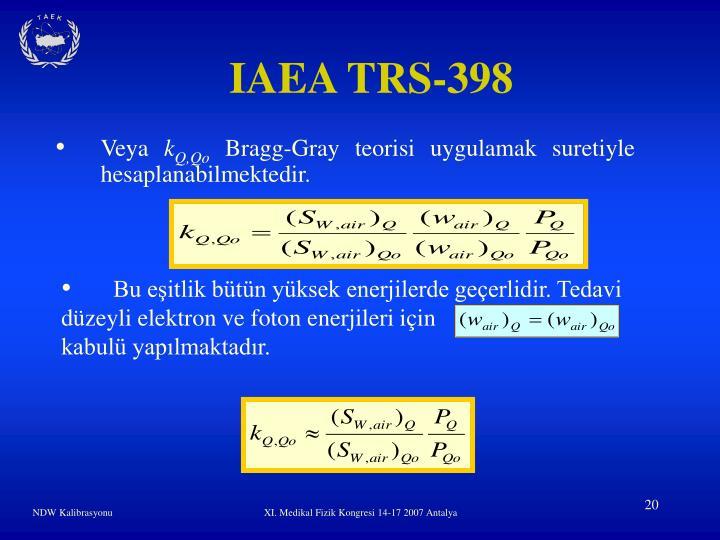 IAEA TRS-