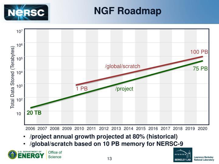 NGF Roadmap