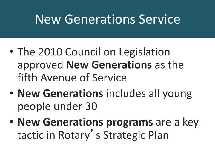 The 2010 Council on Legislation approved