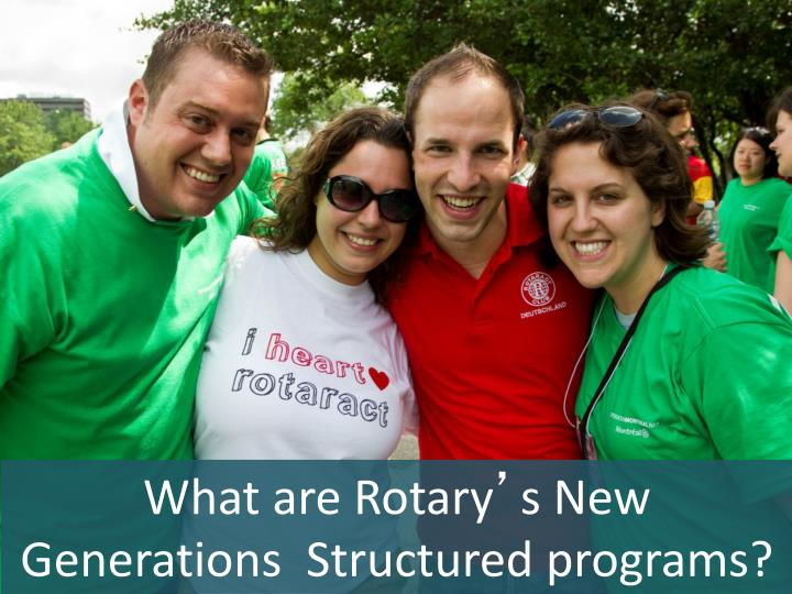 What are Rotary