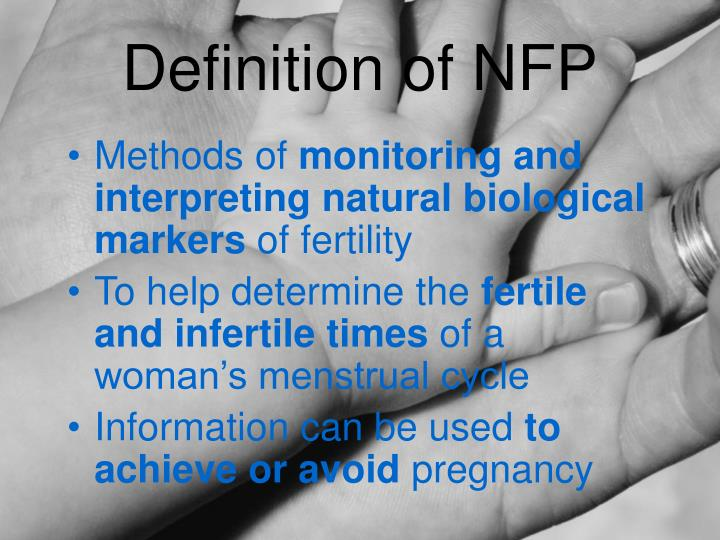 Definition of NFP