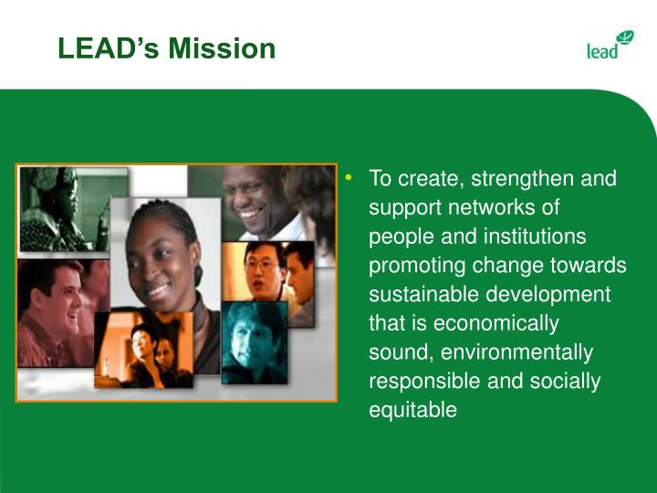 Lead s mission