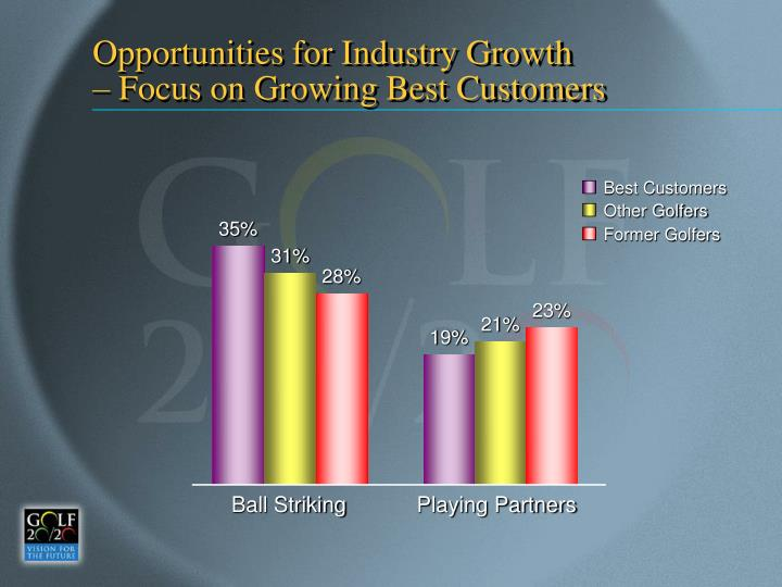 Opportunities for Industry Growth