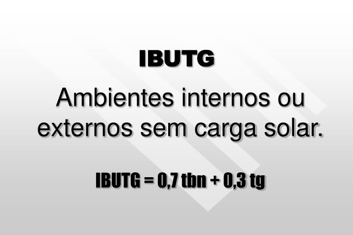 IBUTG