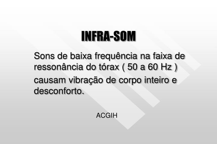 INFRA-SOM