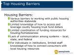 top housing barriers1