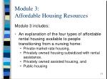 module 3 affordable housing resources1