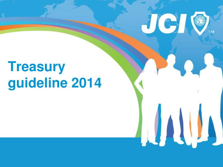 Treasury guideline 2014