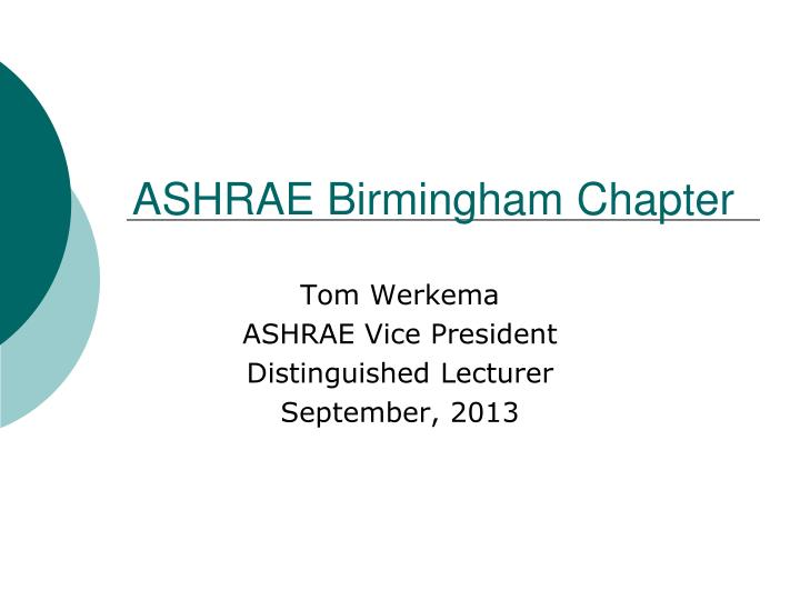 ashrae birmingham chapter n.