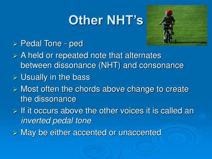 Pedal Tone - ped