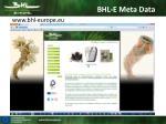 bhl e meta data1