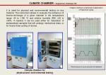 climate chamber angelantoni challenge 160