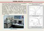 thermal analysis netzsh sta 409 pc luxx
