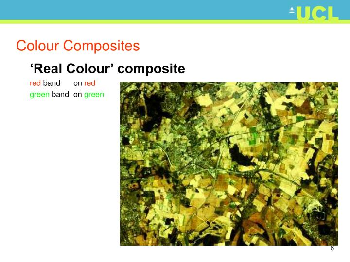 Colour Composites