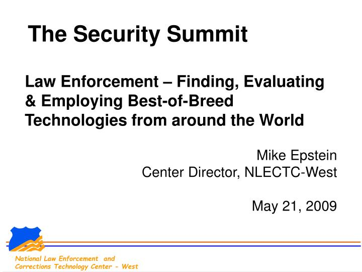 the security summit n.