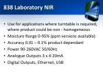 838 laboratory nir1
