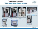 diffraction solutions