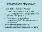 transfer ncia electr nica