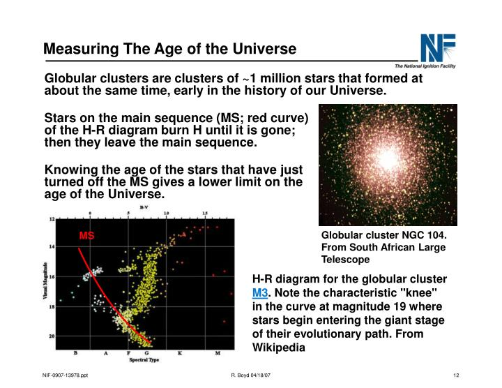 Measuring The Age of the Universe