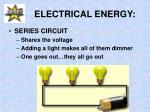 electrical energy6