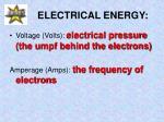 electrical energy8