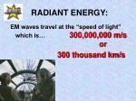 radiant energy3