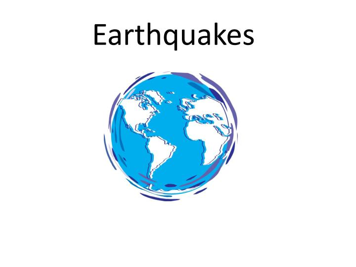 earthquakes n.