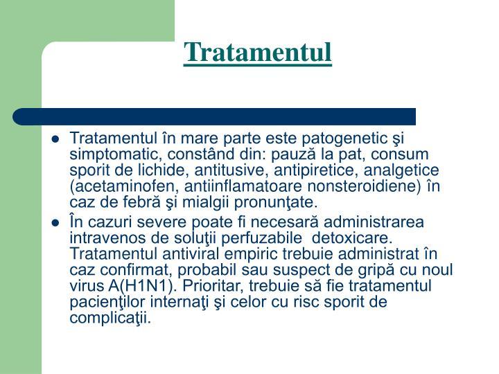 Tratamentul