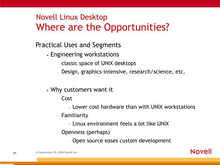 Novell Linux Desktop