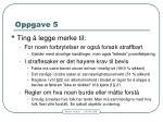 oppgave 5