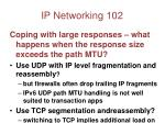 ip networking 1021