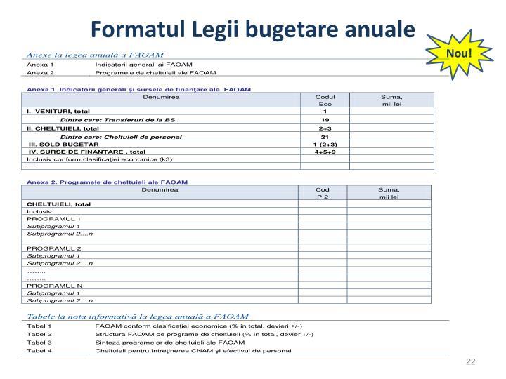 Formatul