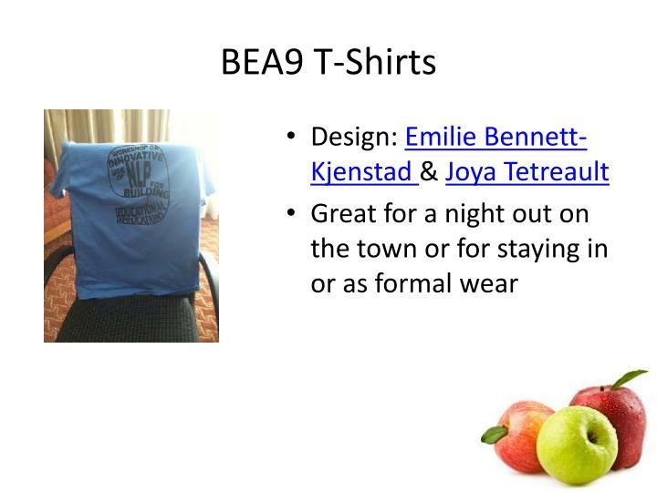 BEA9 T-Shirts