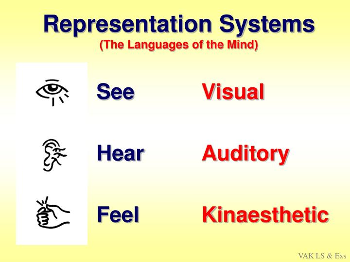 Representation Systems
