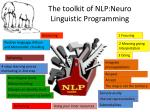 the toolkit of nlp neuro linguistic programming