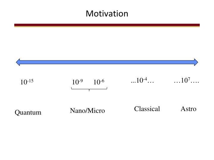 motivation n.