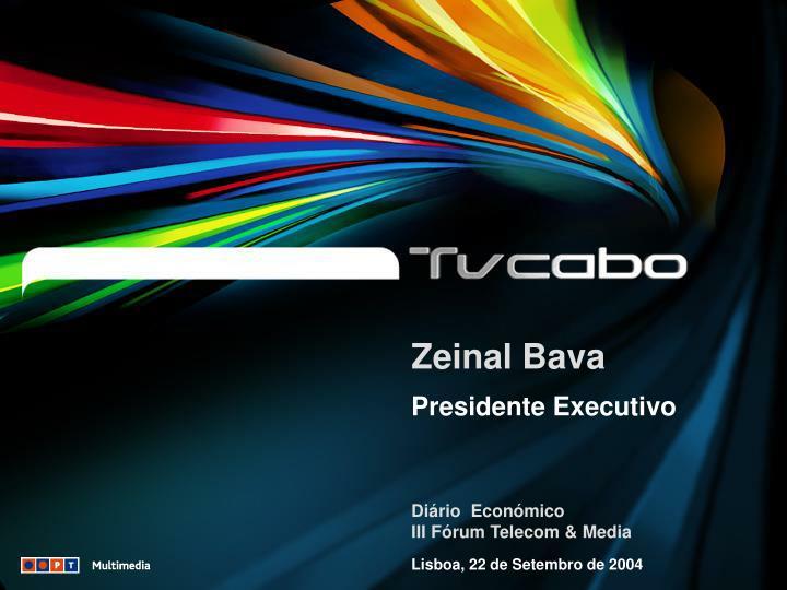 Zeinal Bava
