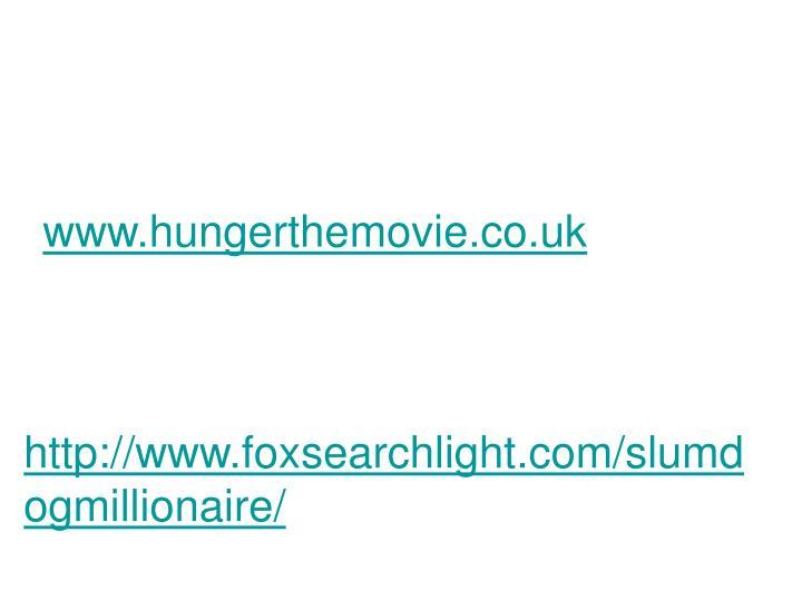 www.hungerthemovie.co.uk